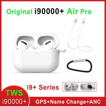 Original i90000 + Pro TWS ANC Aire pro3 1:1 auriculares inalámbricos auriculares de cancelación de ruido Bluetooth PK i90000 pro i200000 TWS