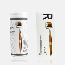 Derma-Roller Pure-Microneedling Titanium ZGTS for Hair-Loss Improve
