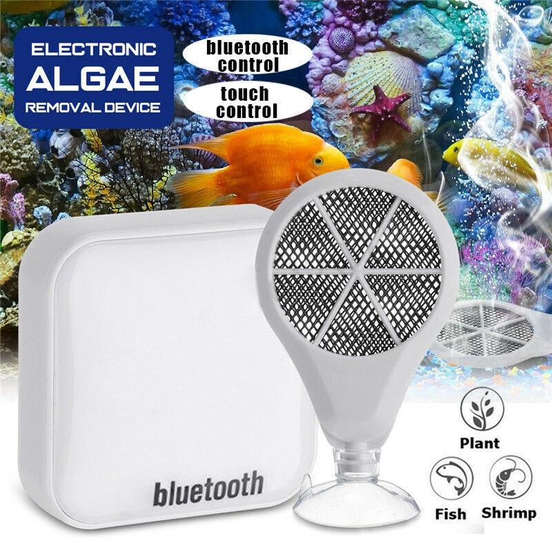 Bluetooth 3 en 1 nettoyant pour algues dissolvant électronique 3rd génération pour Aquarium Aquarium @ LS - 5