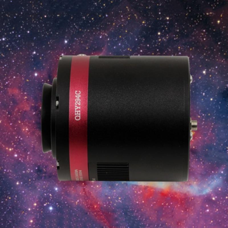 QHYCCD QHY294C с воздушным охлаждением цветная камера с матрицей CMOS 4/3 дюймов USB3.0 высокая частота кадров астрономический т