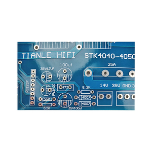 Image 4 - GHXAMP فيلم سميك مكبر كهربائي ثنائي الفينيل متعدد الكلور لوحة فارغة ثنائي القناة عالية الحالية STK4036 STK4050 لجميع STK4040XI STK4048XI