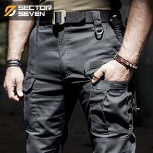 2020 yeni IX5 taktik pantolon erkek kargo rahat pantolon savaş SWAT ordu aktif askeri çalışma pamuk erkek pantolon erkek
