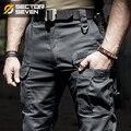 Новинка 2021, тактические мужские брюки-карго IX5, повседневные боевые штаны спецназа, армейские активные военные рабочие хлопковые брюки