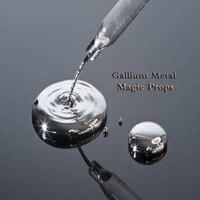 Gálio metal 99 99% pureza 200g 1000g puro gálio elemento baixo ponto de fusão ga mágico suprimentos 29.76 c educacional brinquedo diy|Peças de ferramentas| |  -