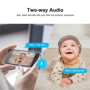 Image 5 - Itead SONOFF GK 200MP2 B 1080P HD كاميرا ذكية واي فاي صغيرة الذكية كاميرا مراقبة للمنزل 360 كاميرا IP لاسلكية عبر e WeLink التحكم