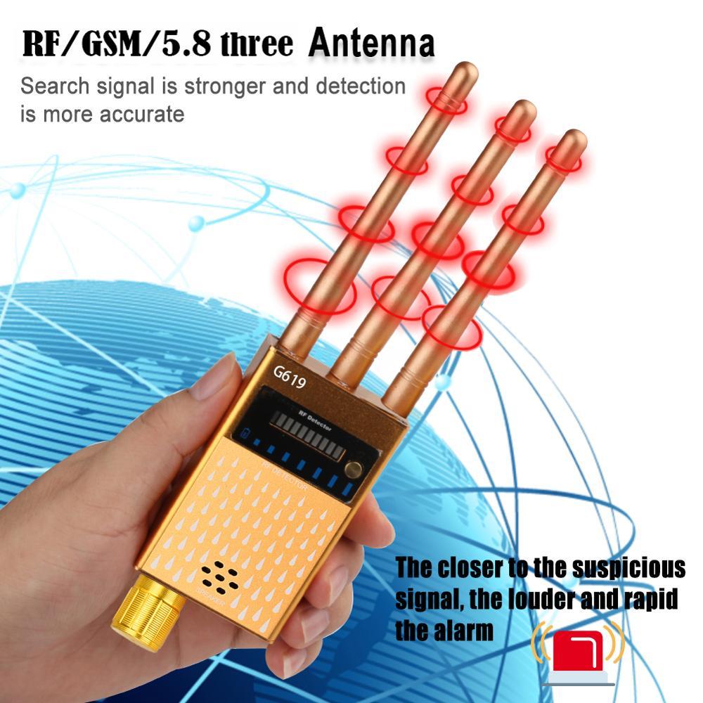 Three-Antennas-1-8000MHz-RF-Signal-Detector-Wireless-Audio-Bug-Camera-Detector-Finder-2G-3G-4G (2)