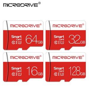 Image 5 - تخفيضات هائلة على بطاقات مايكرو sd 128GB 64 GB 32 GB 16GB SDXC SDHC بطاقة الذاكرة 32 GB tarjeta مايكرو sd tf بطاقات 64 GB فلاش حملة ميكروسد
