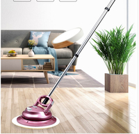 Intelligent Automatic Cleaning Machine Household Mop Mopping Floor Multi function Wireless Floor Cleaning Machine Dust Cleaner
