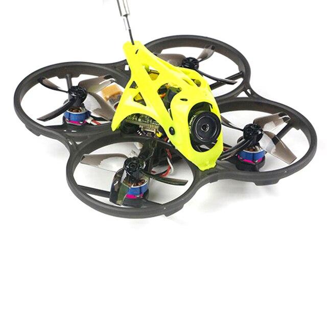 Ldarc ET85 Hd 87.6 Mm F4 4S Cinewhoop Fpv Racing Drone Pnp Bnf W/Schildpad V2 1080P camera