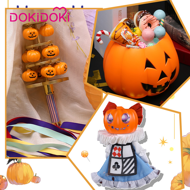 DokiDoki Game/Anime Copslay Touhou Project Accessories Halloween Cosplay Costume Accessories Halloween image