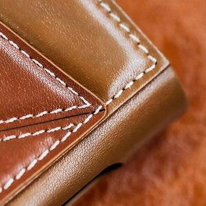Image 3 - SHANLING M6 Leather Case Black / Brown