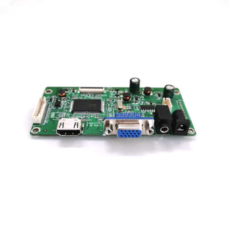 """ل B173RTN01.1/3/4 1600*900 WLED EDP 30 دبابيس AUO دفتر الكمبيوتر لوحة 17.3 """"HDMI + VGA شاشة الكريستال السائل تحكم محرك مجلس لتقوم بها بنفسك عدة"""