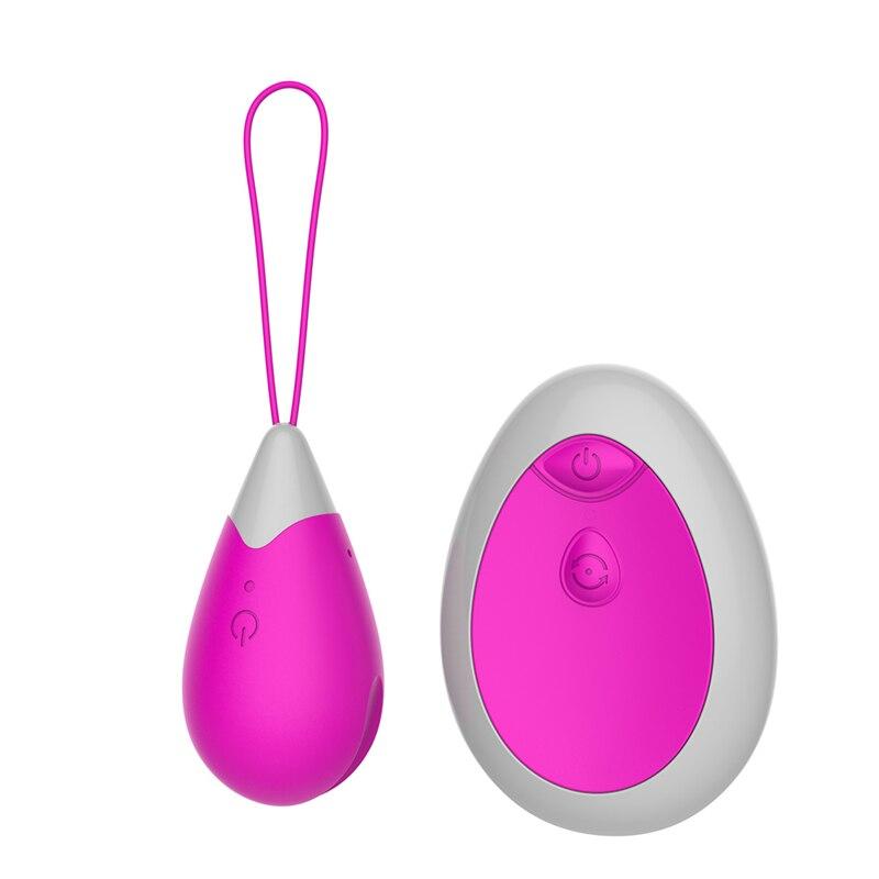 Remote control egg vibrator, multispeed vibrator