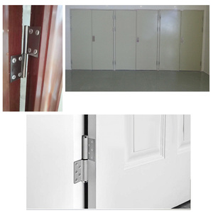 Image 4 - (1 pares) Em Aço Inoxidável Destacável dobradiça, 5 polegada Porta Dobradiça Ferragem Da Mobília (Parafusos Incluídos)