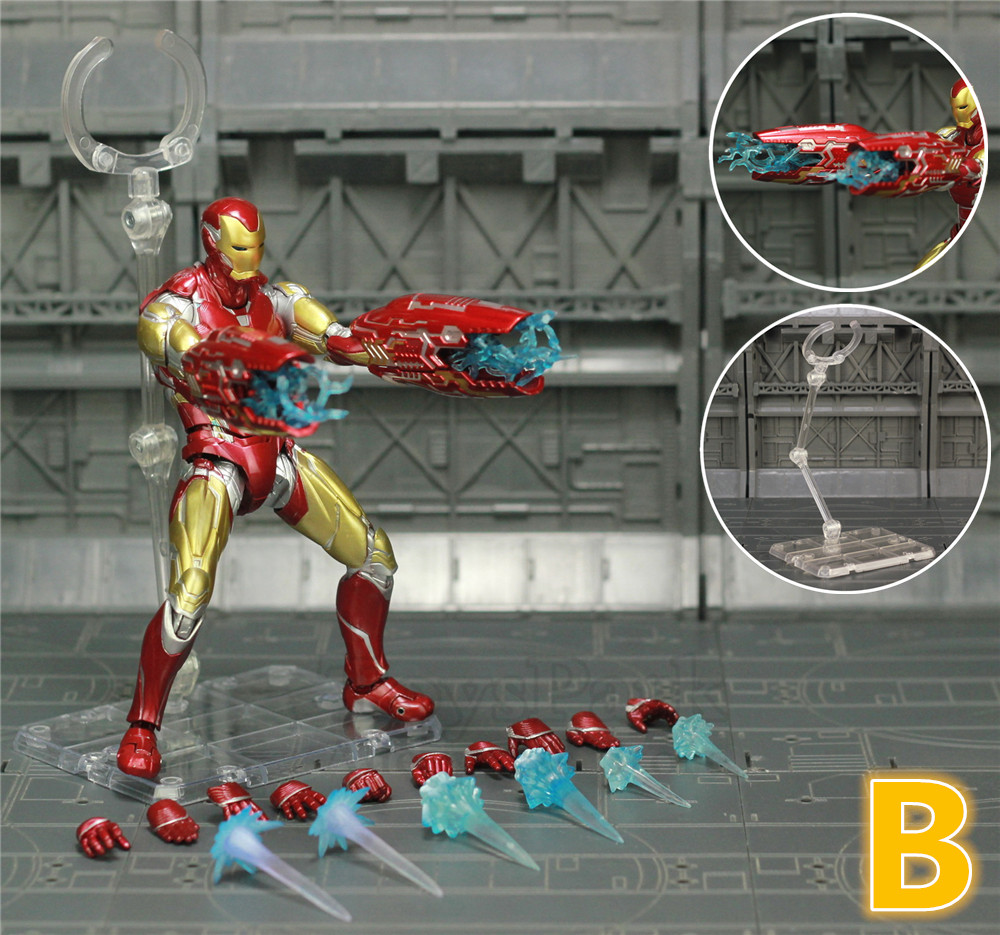 iron man gauntlet toy