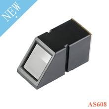 AS608 parmak dokunmatik fonksiyonu optik parmak İzi modülü sensörü okuyucu