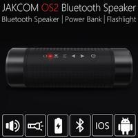 JAKCOM OS2 Smart Outdoor Speaker Hot sale in Radio as radyo mp3 altavoz portable stereo radio