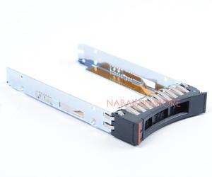"""Image 4 - 10 sztuk 44T2216 serwera HDD tacy 2.5 """"SFF SAS HDD Caddy dla X3400M2 X3500M2 X3650M2 X3550M3 X3650M3, za pomocą śrub"""
