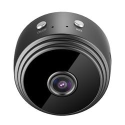 2020 Mini Camera Home Security Camera A9 1080P HD WiFi IR Night Vision Camcorder 360 Degree Bracket Phone App Contron IP Camera
