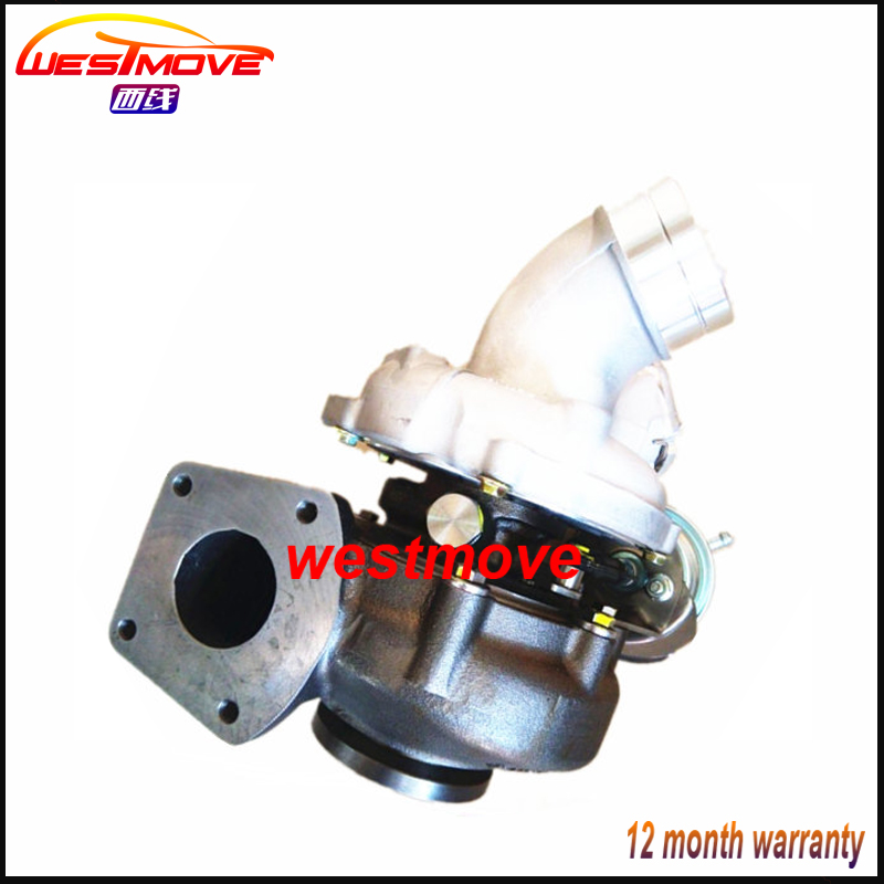 turbo GT2056V 716885-5004S 716885-9005S 716885-0004 716885-0003 716885 turbocharger for Volkswagen <font><b>VW</b></font> <font><b>Touareg</b></font> <font><b>2.5</b></font> <font><b>TDI</b></font> BAC BLK image