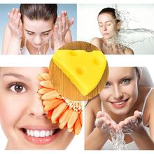 Cheese Sea Salt Soap Cleansing Body Cleansing Mites  Products Plant Skin Brushed Control Care Oil Soap Q0I5