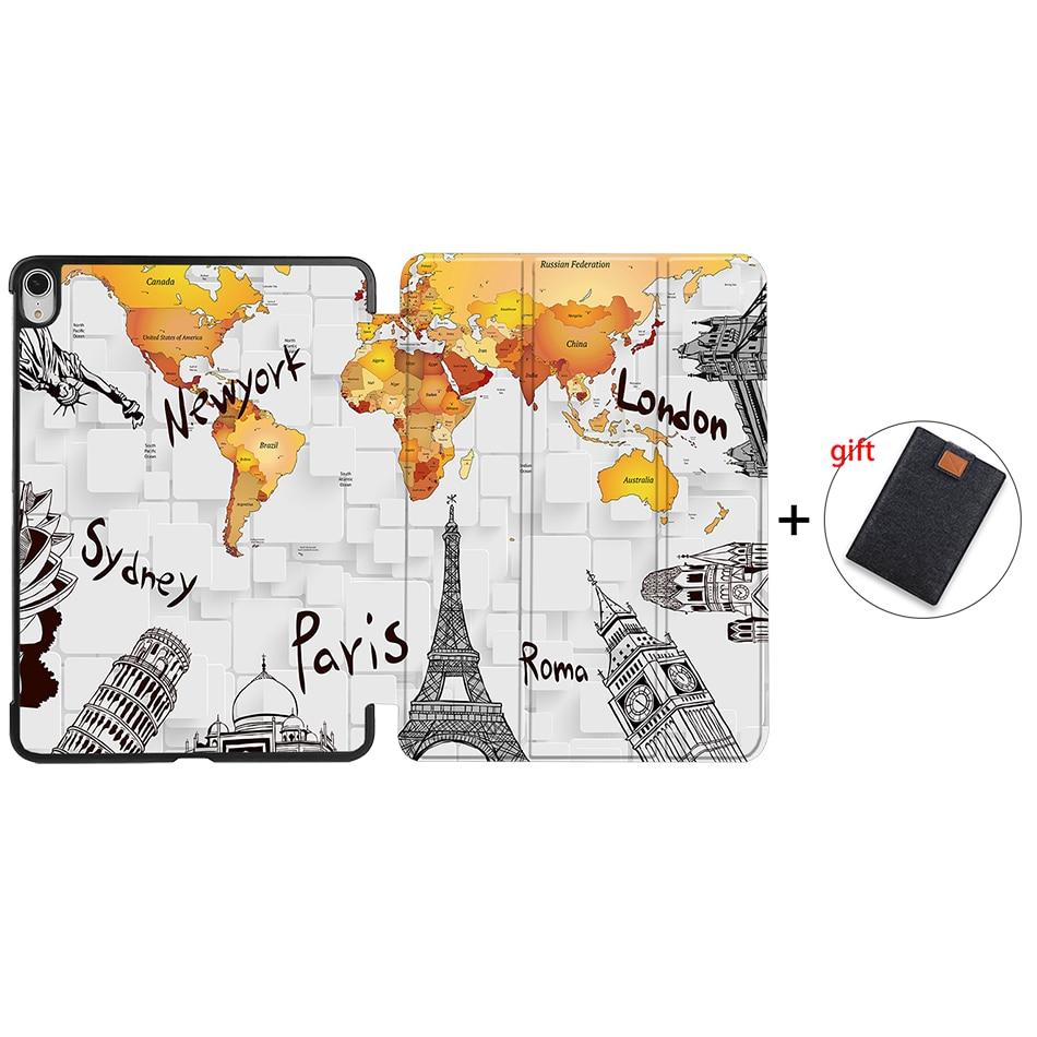 IP09 Gray MTT Tablet Case For iPad Air 4th Generation 10 9 inch 2020 PU Leather Folio Flip