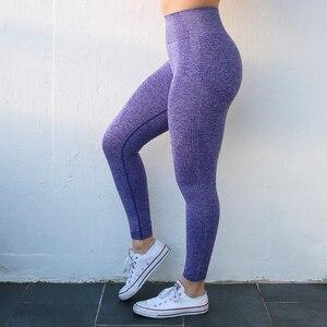 Image 4 - Nepoagym Donne Nuovo Vitali Senza Soluzione di Continuità Leggings Palestra Senza Soluzione di Continuità Leggings Pantaloni di Yoga di Sport Della Ragazza Delle Ghette