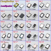 Chenghaoran 2 Pcs 1511 1115 Telefono MP3 Altoparlante Tin Foil Altoparlante Rettangolo Tablet 15*11*3.5 Millimetri per sony/Huawei/Xiaomi/Samsung