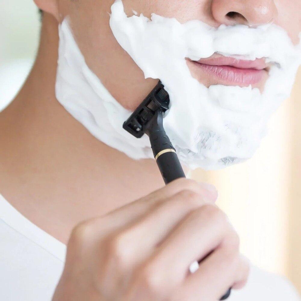 Original xiaomi mijia hommes femmes rasoir saveur de citron, 8 en 1 ensembles Magbetic remplacer le clip pour xiaomi smart home - 5
