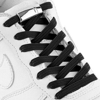 1 Pair No Tie Shoe laces Magnetic Shoelaces Elastic Kids Adult Unisex Quick Locking Flat Shoe lace Leisure Sneakers Lazy laces 1 pair no tie shoe laces magnetic shoelaces elastic kids adult unisex quick locking flat shoe lace leisure sneakers lazy laces