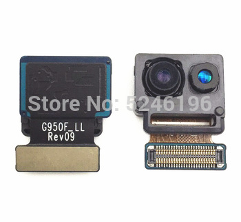 1pcs Front Facing small Camera Module Flex Cable For Samsung Galaxy S8 G950 G950F Universal type Selfie Camera Original 1