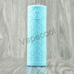 Image 3 - Silicone case for Eleaf IJust 3 kits case rubber Cover Skin Warp Sticker Sleeve shell hull damper vape pen mod shield