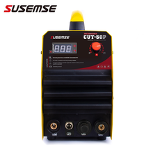 SUSEMSE CUT50P Digital DC Inverter Plasma Cutter Dual Voltage 220V Non-HF Pilot ARC  Cutting Machine