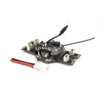 Emax Tinyhawk ll /race parts -Fright Control - All-In-One FC/ESC/VTX F4 5A 25/100/200mw for FPV Drone ldarc tiny 6x tiny 6 upgraded version 65mm mini fpv drone f3 betaflight fc 25mw 16ch vtx 716 17600kv brushed motor 250mah ph2 0