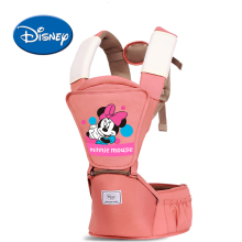 Disney Breathable Baby Carrier Ergonomic Toddler Cartoon Backpack Hipseat For Newborn Kangaroos Front Facing