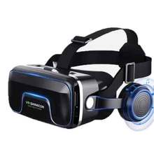 Portable Sixth Generation VR Glasses Virtual Reality 3D Glasses Headset 3D Virtual Reality inventing reality