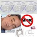 Силиконовый Магнитный Анти Храп Стоп зажим для носа поднос для сна защита от апноэ ночное устройство с чехлом