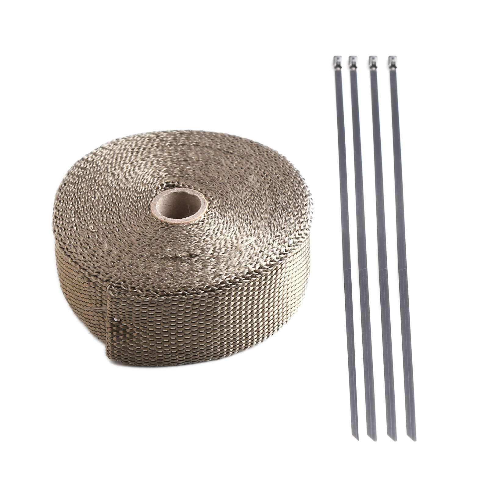 Car Motorcycle Exhaust Pipe Insulation Cloth High-temperature Resistant Musa Basjoo Arming Hot Belt Fire Prevention Material Mus