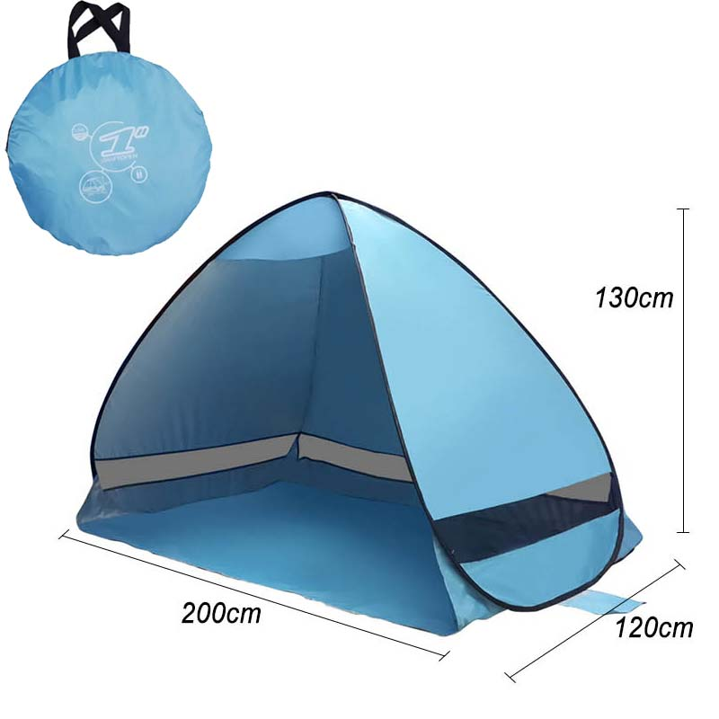 Anti-mosquito Beach Camping Tent Outdoor Survival Tools