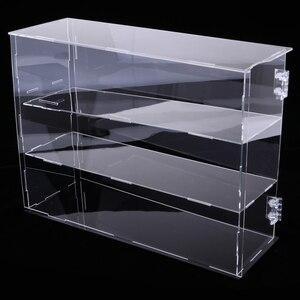Image 2 - Figurka pojemnik pyłoszczelna Showcase Box dla, 1/6 skala figurki kolekcje do szafki blaty tabeli