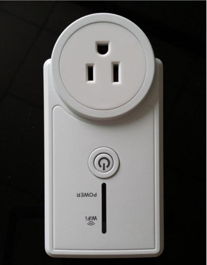 Новая Wi-Fi ГРМ-розетка американская Регулируемая мобильное приложение для мобильного телефона пульт дистанционного управления Умный дом бе...,