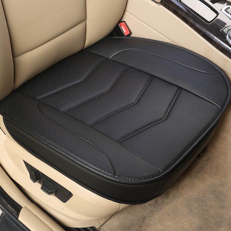 Luxury Leather Car Seat Cover Pad For MERCEDES BENZ A B C E S R G CL CLA CLK CLS ML GL GLA GLC GLE GLS X Class Seat Pad