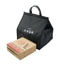 Ланч-бокс для пиццы, охлаждающая сумка, Термосумка для быстрого питания, доставка пирожных, Большая водонепроницаемая бутылка для напитков ...