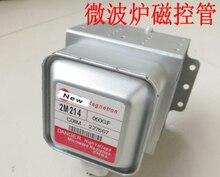 Forno de microondas original magnetron 2m214 para peças de microondas lg