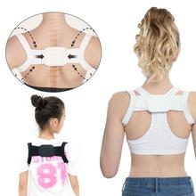 Posture Corrector Adult Children Corset Spine Support Belt Correction Brace Orthotics Correct Posture Health children learning chair which can correct posture and lift freely
