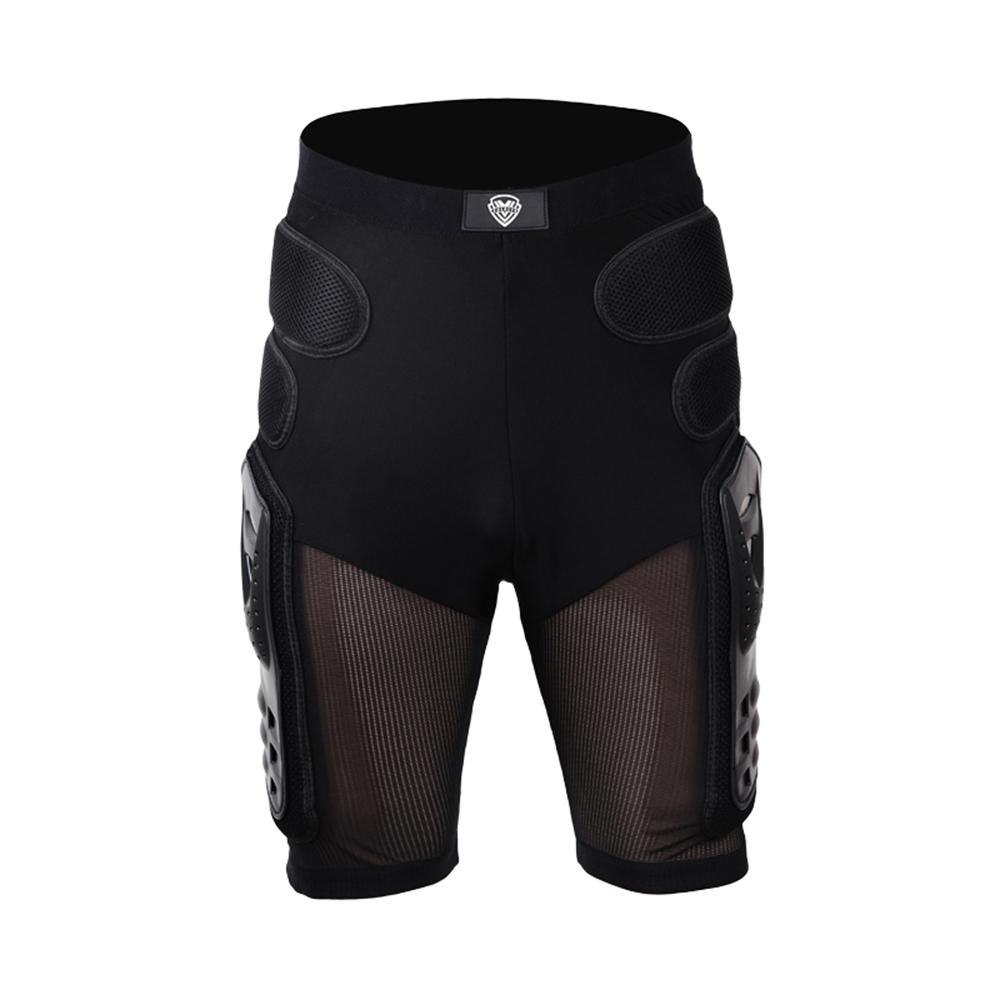 Genuine Motorcycle Racing Pants Hip Protection MTB Outdoor Sports Ski Shorts Pants Trousers Snowboard Motocross Protector