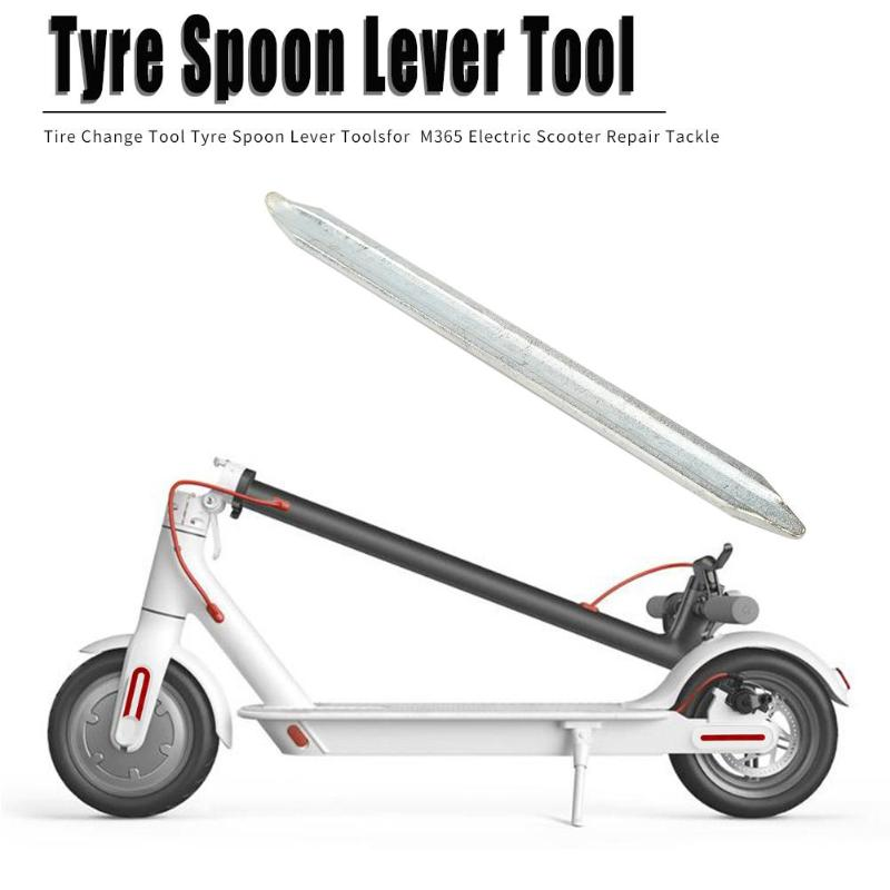 Tyre Spoon Lever Tool For Xiaomi Mijia M365 Electric Scooter Accessories Tire Change Repair Tackle Professional Crowbar Spoons