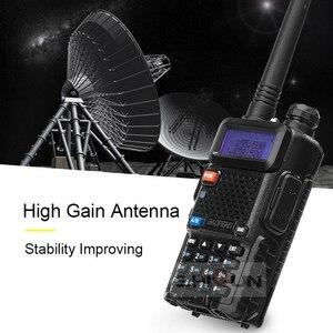 Image 4 - Facultatif 5W 8W Baofeng UV 5R Talkie walkie 10 km Baofeng uv5r talkie walkie chasse Radio uv 5r Baofeng UV 9R UV 82 UV 8HX UV XR