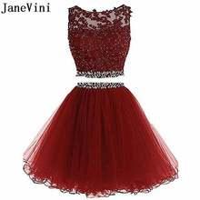 Соблазнительные платья для встречи выпускников jaevini из двух