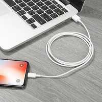 1m 2m 3m Cavo di Ricarica USB Per il iPhone 7 8 Più di X XS Max XR di Ricarica Veloce cavo Dati USB Per il iPhone 5 5S SE 6 6S Plus Filo del Caricatore